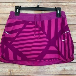 Nike Dri-fit women's running skirt size small